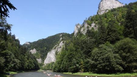 Sokolica i Przełom Dunajca (fot. S. R. Bielak)