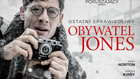Obywatel Jones - plakat oficjalny